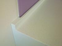 Kerrock / Corian zidni obrub - p1150512