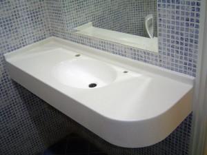 Kerrock etažer s umivaonikom